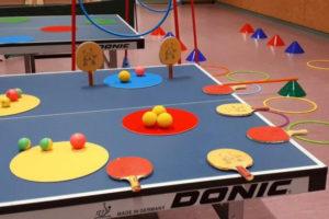 Tennis de table - Ping-pong KIDS