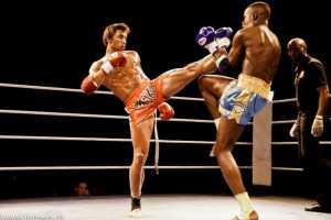 Boxe thalandaise