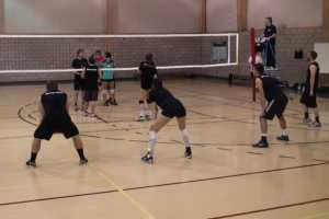 Volleyball mixte